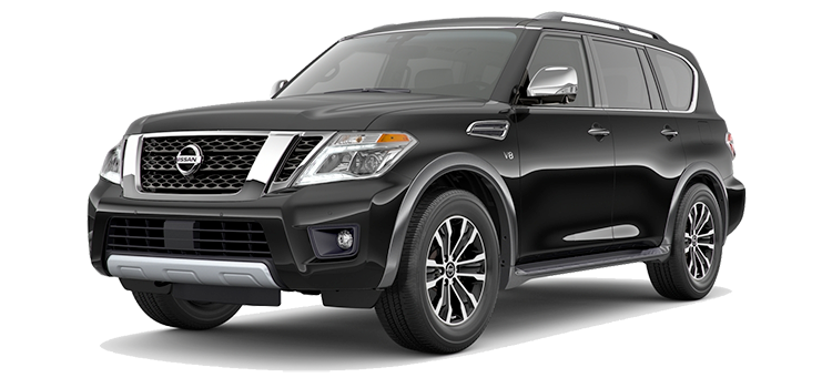 new 2020 Nissan Armada 5.6L V8 SL