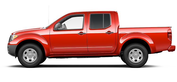 2020 Nissan Frontier Crew Cab
