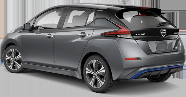 new 2020 Nissan Leaf SV Plus