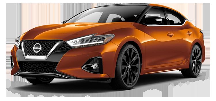 new 2020 Nissan Maxima 3.5 Xtronic CVT SR