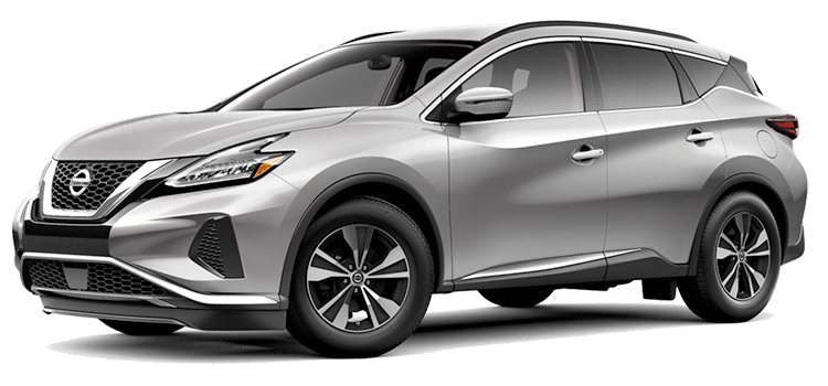 new 2020 Nissan Murano Xtronic CVT SV