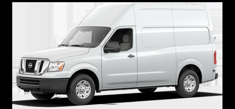 new 2020 Nissan NV Cargo High Roof 2500 4.0L V6 SV