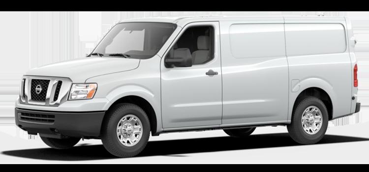 new 2020 Nissan NV Cargo Standard Roof 3500 5.6L V8 SV