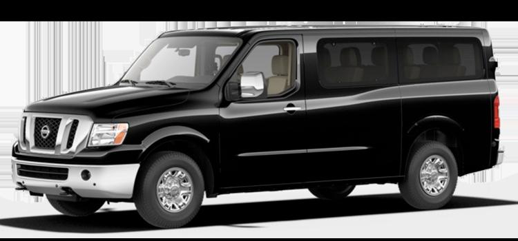 new 2020 Nissan NV Passenger 3500 HD 5.6L V8 SL