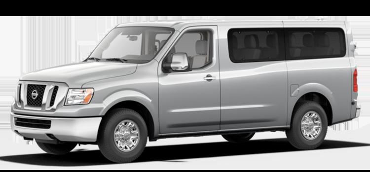new 2020 Nissan NV Passenger 3500 HD 4.0L V6 SV