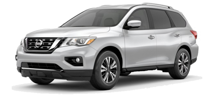 new 2020 Nissan Pathfinder 3.5L Xtronic CVT SL
