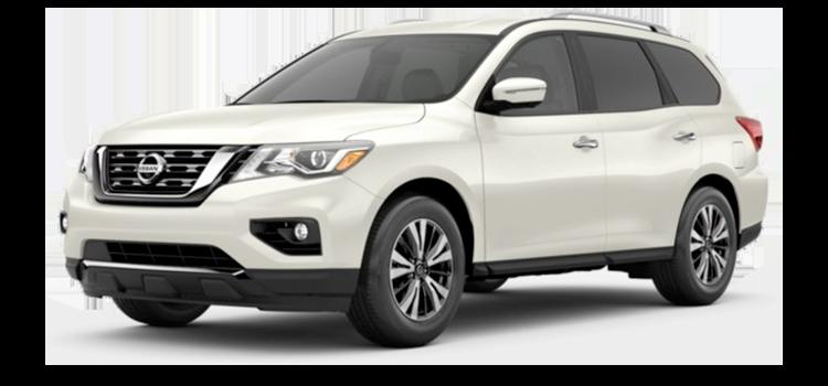new 2020 Nissan Pathfinder 3.5L Xtronic CVT SL