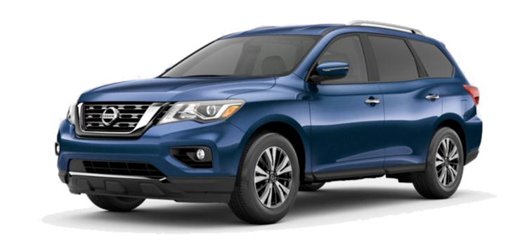 new 2020 Nissan Pathfinder 3.5L Xtronic CVT SV
