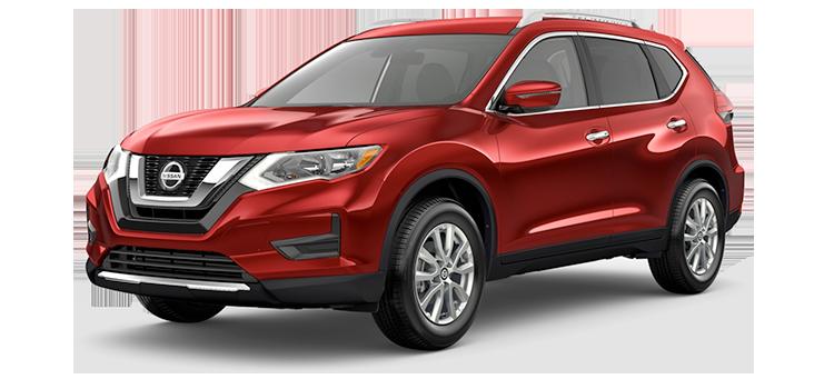 new 2020 Nissan Rogue 2.5L I4 SV