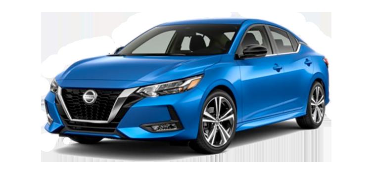 new 2020 Nissan Sentra Xtronic CVT SR