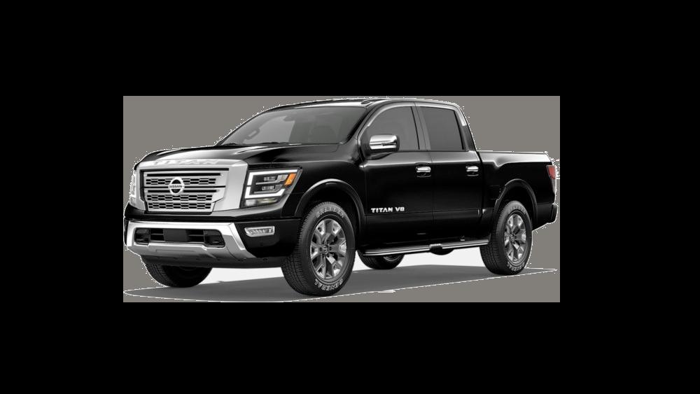new 2020 Nissan Titan Crew Cab Platinum Reserve