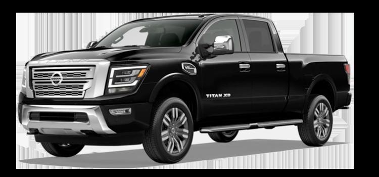 new 2020 Nissan Titan XD Crew Cab Gas Platinum Reserve