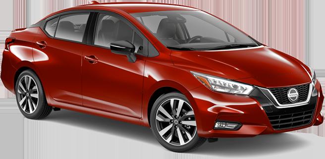 new 2020 Nissan Versa 1.6 Xtronic CVT SR