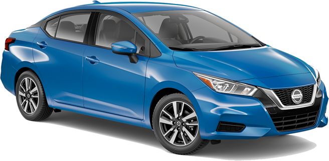 new 2020 Nissan Versa 1.6 Xtronic CVT SV