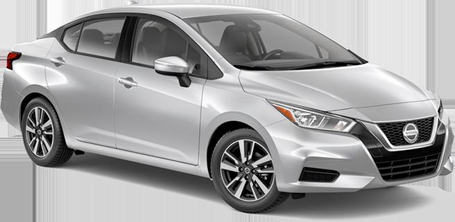 2020 Nissan Versa image