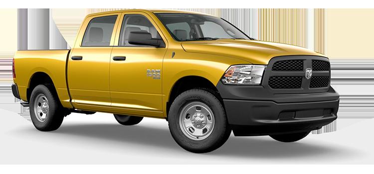 2020 Ram 1500 Ram Classic Light Duty Crew Cab 4x2