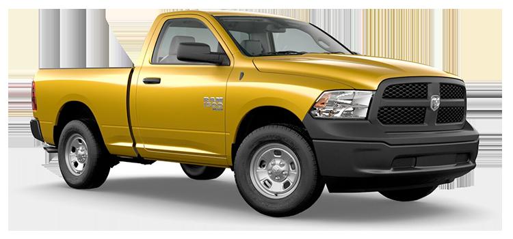 1500 Ram Classic Light Duty Regular Cab 4x4