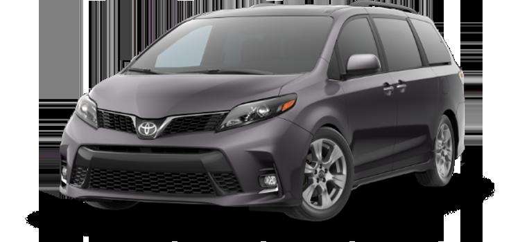 Houston Toyota - 2020 Toyota Sienna 8 Passenger SE Premium