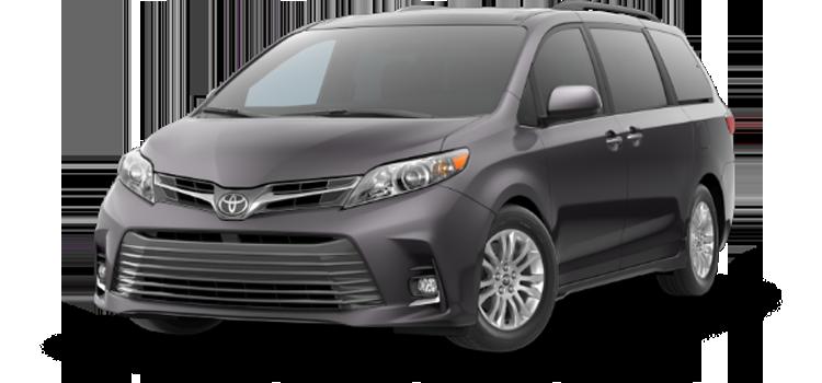 Roswell Toyota - 2020 Toyota Sienna 8 Passenger XLE