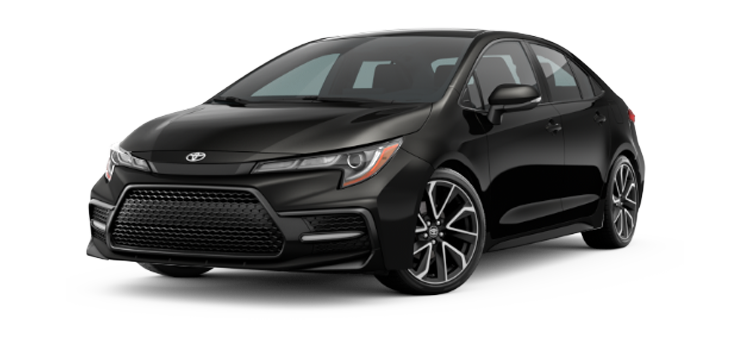 2020 Toyota Corolla 6-Speed Manual SE