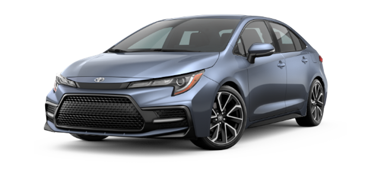 Image result for 2020 TOYOTA COROLLA SE