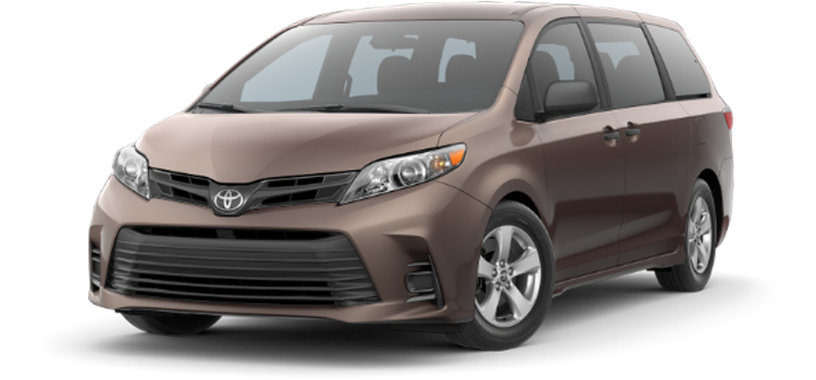 new 2020 Toyota Sienna 7 Passenger L