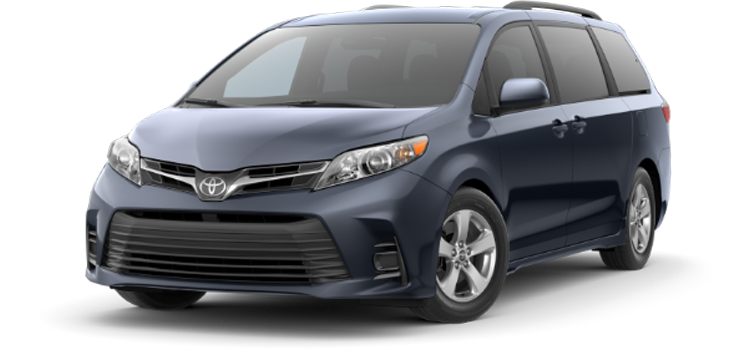 new 2020 Toyota Sienna with Auto Access Seat LE