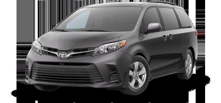 new 2020 Toyota Sienna 8 Passenger LE