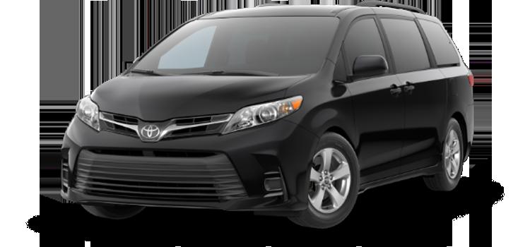 new 2020 Toyota Sienna 7 Passenger LE