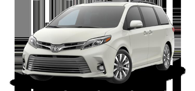 new 2020 Toyota Sienna 7 Passenger Limited