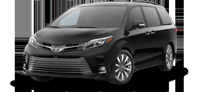 new 2020 Toyota Sienna 7 Passenger Limited Premium