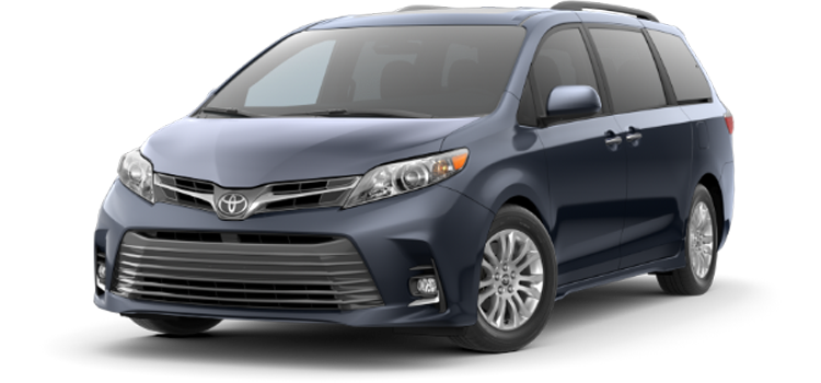 new 2020 Toyota Sienna with Auto Access Seat XLE