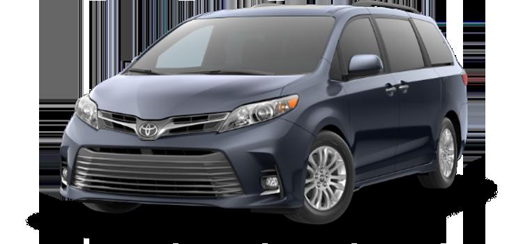 new 2020 Toyota Sienna 8 Passenger XLE Premium