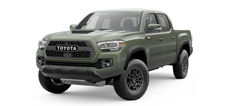 2020 Toyota Tacoma Double Cab