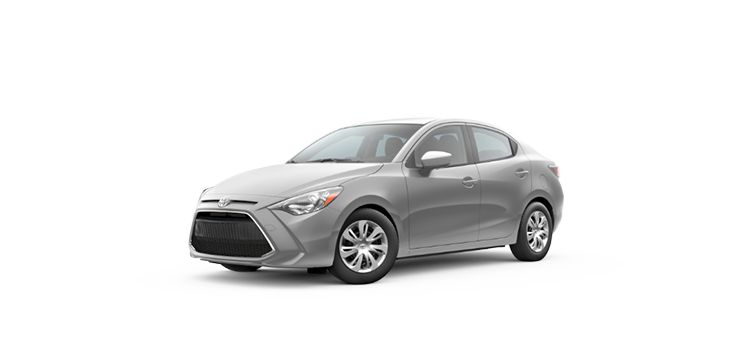 2020 Toyota Yaris Automatic L Sedan
