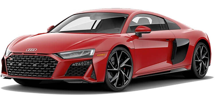 R8 Coupe