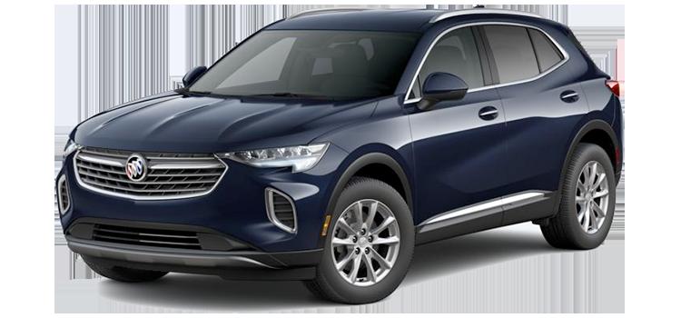 2021 Buick Envision Essence 4D Sport Utility
