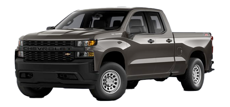 2021 Chevrolet Silverado 1500 Double Cab