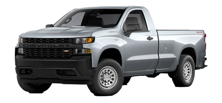 2021 Chevrolet Silverado 1500 Regular Cab