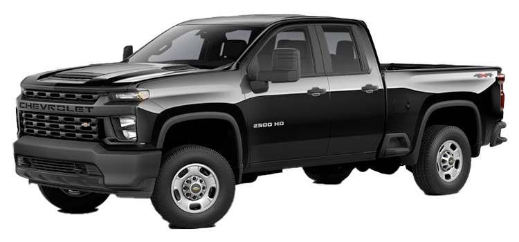 2021 Chevrolet Silverado 2500HD Double Cab