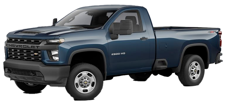 2021 Chevrolet Silverado 2500HD Regular Cab