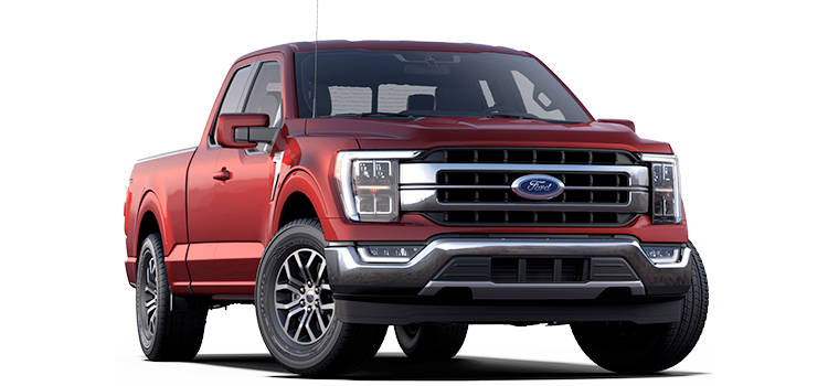 Maxwell Ford - 2021 Ford F-150 SuperCab 6.5