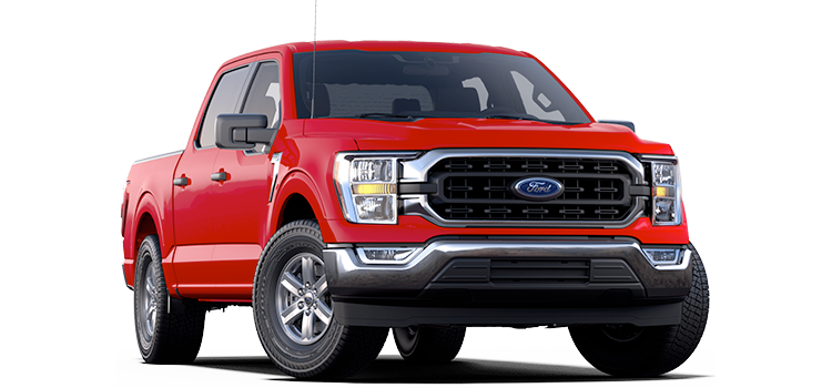 Manor Ford - 2021 Ford F-150 SuperCrew 5.5