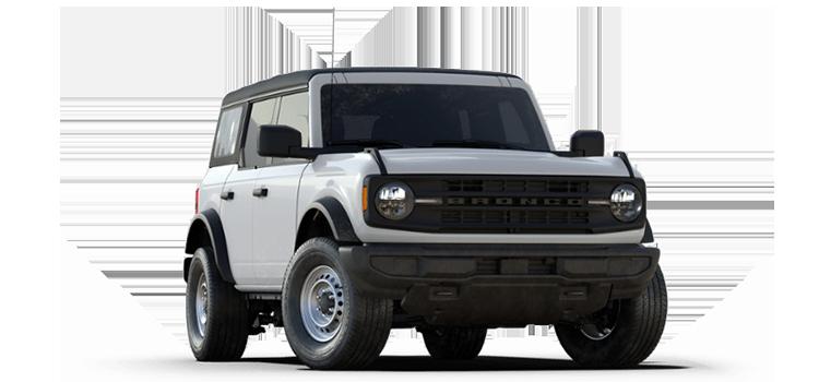 2021 Ford Bronco Base 4 Door 4x4
