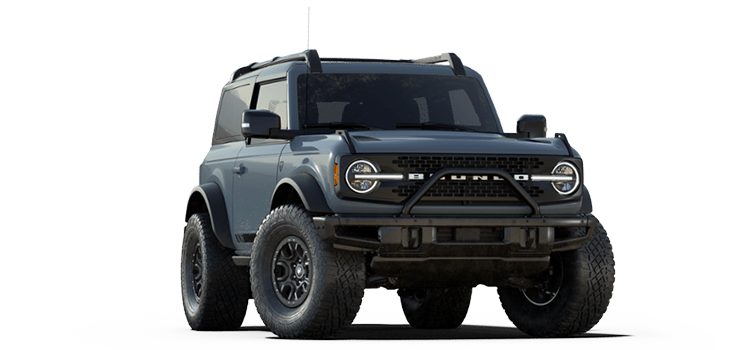 2021 Ford Bronco First Edition 2 Door Advanced 4x4