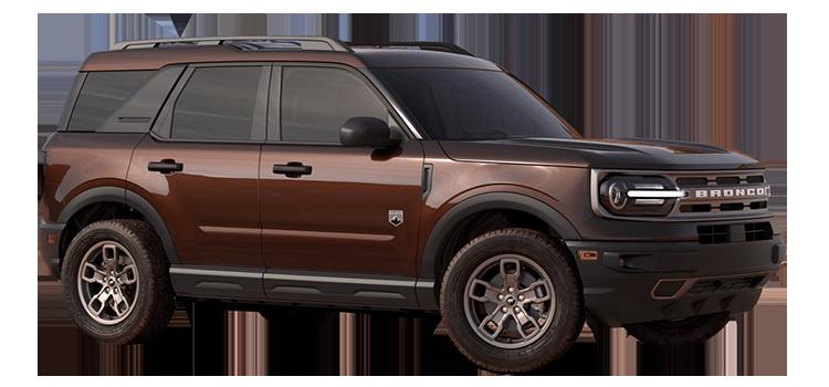 new 2021 Ford Bronco Sport Big Bend 4D Sport Utility