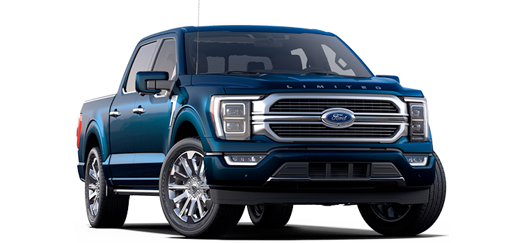 Ford Factory Order 2021 Ford F-150 SuperCrew