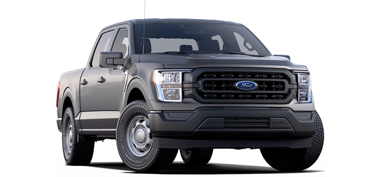 2021 Ford F-150 XL 4WD SuperCrew 5.5' Box