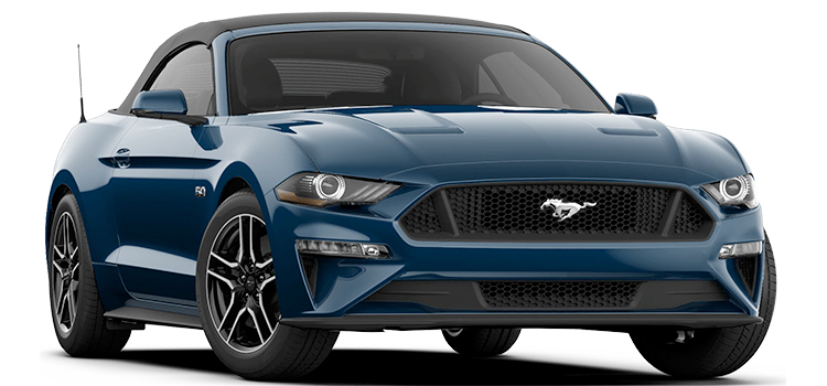 Ford Factory Order 2021 Ford Mustang