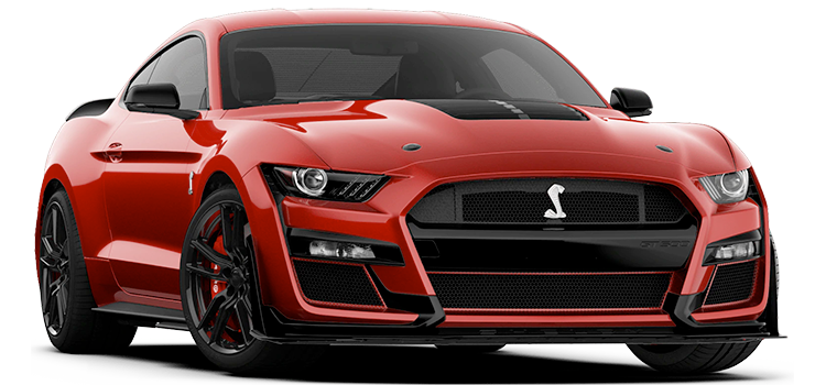 2021 Ford Mustang Shelby